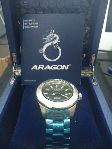 Relógio Aragon Divemaster