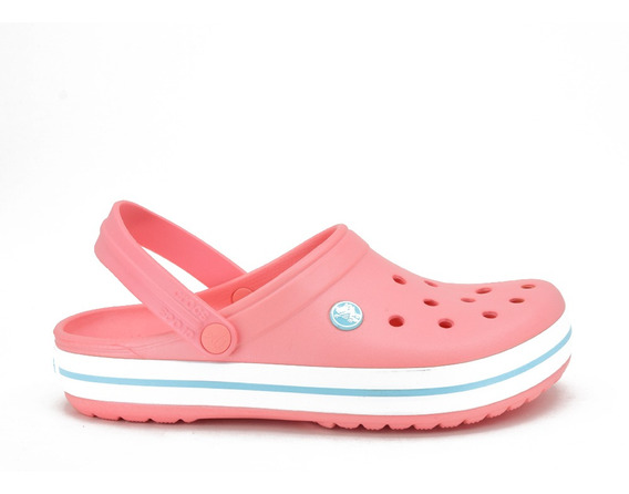 Crocs Crocband Originales Ladies Coral - Toto