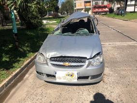 Chevrolet 1.4 4 Ptas Ls Chocado Con Alta Motor