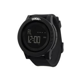 Relógio Dagg Digital Watch Gear Running Armor Black