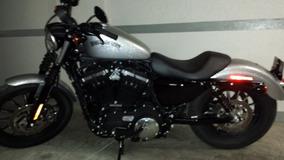 Harley Davidson Iron 883 Hard Candy Excelente Estado