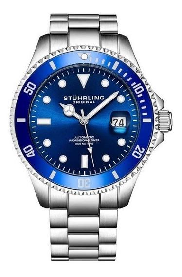 Reloj Stuhrling Regatta 792 .02 Automatico 42mm Diver
