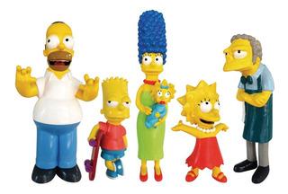 Clarín Colección Los Simpsons Set 1 De 5 Entregas