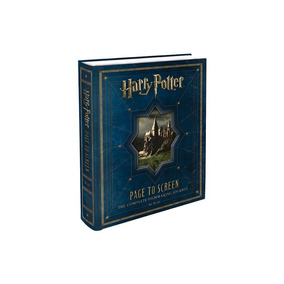 Livro: Harry Potter - Page To Screen: The Complete Filmmakin