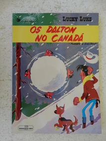 Lucky Luke Os Dalton No Canadá ! Meribérica 1986!