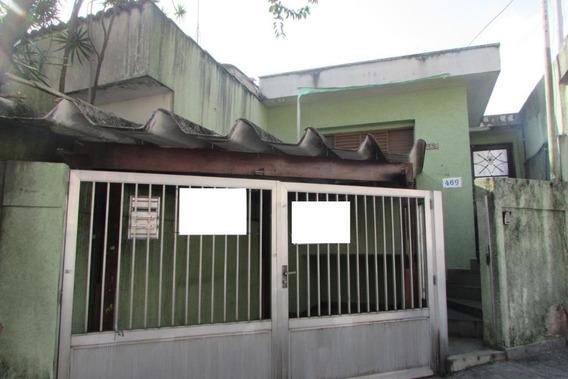 Casa Com 2 Dormitórios À Venda Por R$ 398.000 - Vila Prudente - São Paulo/sp - Ca0637