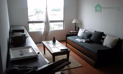 Apartamento Residencial Para Locação, Jardim Monte Kemel, São Paulo. - Ap0202