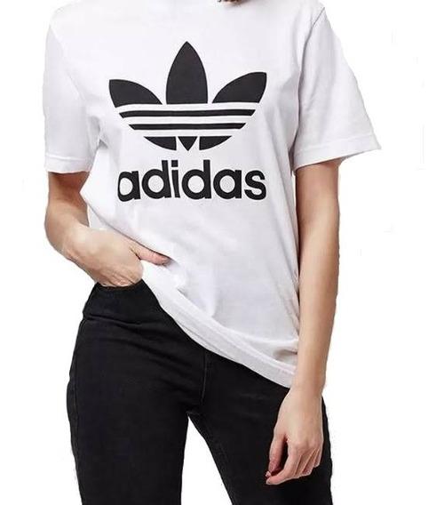 Camiseta Blusa Feminina Adid Cores Academia + Brinde