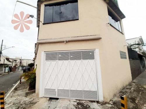Imagem 1 de 15 de Casa Sobrado Em Jardim Laone  -  São Paulo - 5657