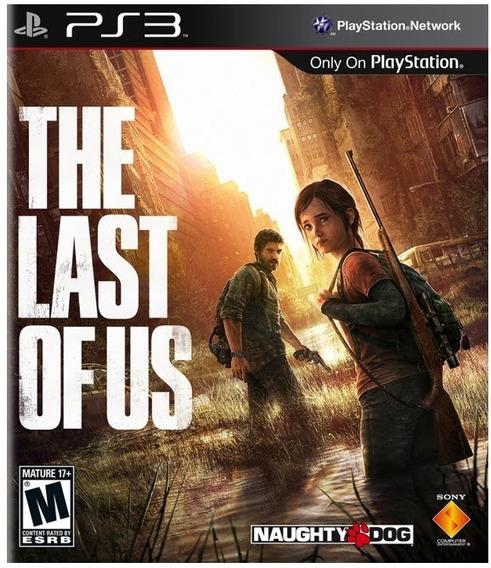 Game Play3 - The Last Of Us - Semi-novo