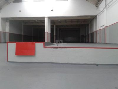 Galpao Industrial - Vila Antonieta - Ref: 6575 - V-6575