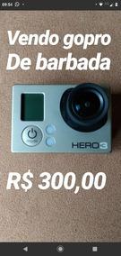 Gopro Hero3 Com Cabo Original Que Virá Tripé