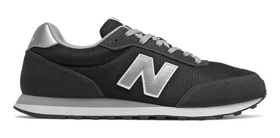 Tênis New Balance 050 Gm050bk Casual Masc Preto