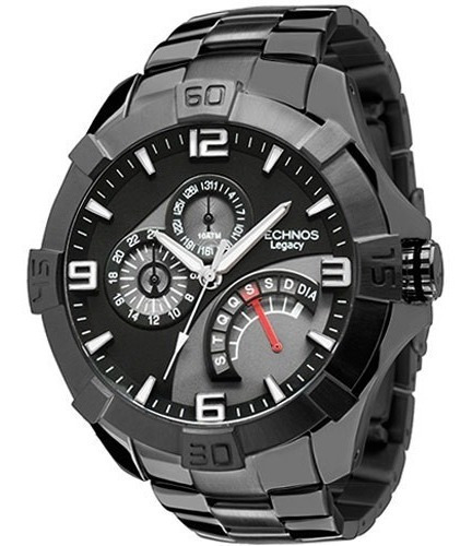 Relógio Technos Jr00aj/4f - Legacy - Ip Gun - 12x Sem Juros