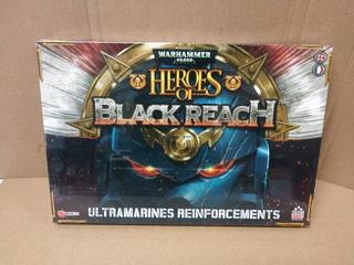 Warhammer 40000 Ultramarines Reinforcements