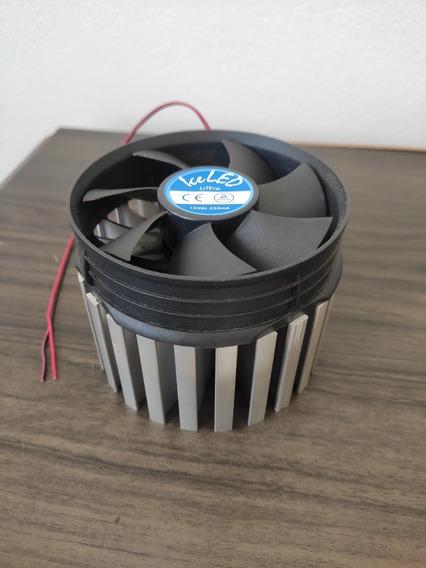 Heatsink Dissipador Calor C/ Cooler Iceled - Painel Led Cob