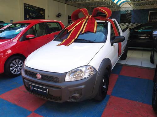 Fiat Strada Fiat Strada Hard Working 1.4 Cs 2019/2020