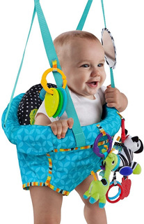 Bright Starts Saltador Jumper Brincolin De Puerta Para Bebé