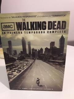 Colección The Walkind Dead 8 Temporadas