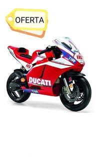 Motocicleta Ducati Gp, Montable Infantil, Peg Perego
