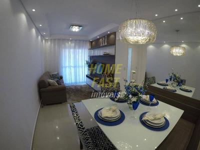 Apartamento Com 2 Dormitórios À Venda, 60 M² Por R$ 385.000 - Tucuruvi - São Paulo/sp - Ap1412