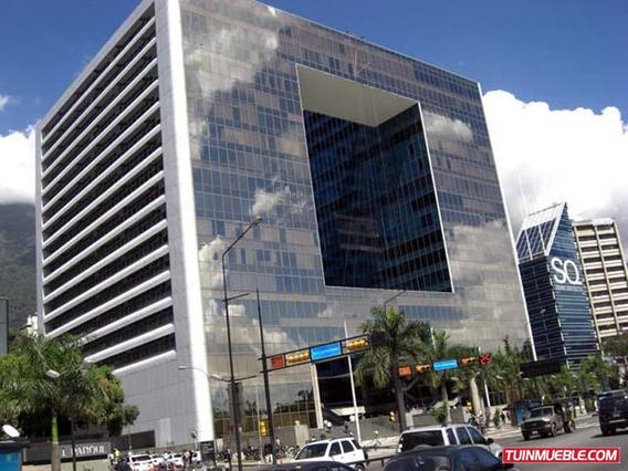 Oficinas En Venta Los Palos Grandes Parque Cristal, 193 M2