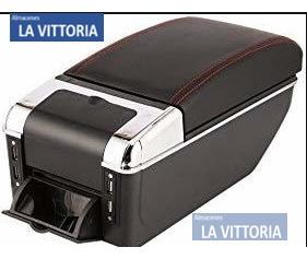 Consola Apoya Brazo Universal Corrediza 7 Puertos Usb
