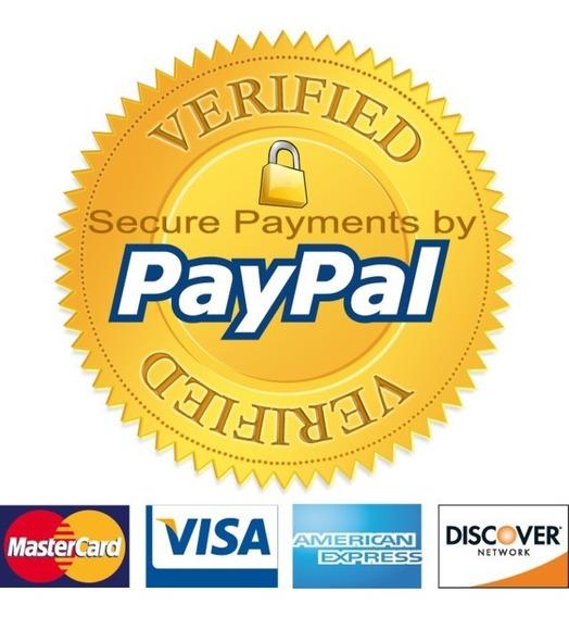 Digital Etiqueta Verificacion Paypal Con Tdc Virtual