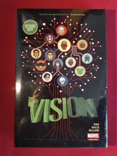 The Vision Marvel De Luxe