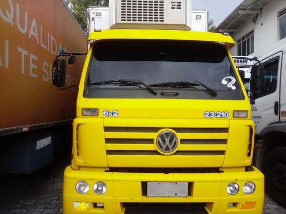 Caminhão Truck 23.210 2005 Refrigerado / Agregado