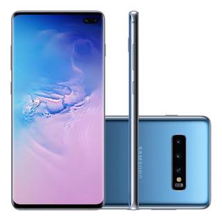 Smartphone Samsung S10+ 128gb 8gb Android 9.0 Az