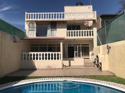 Casa En Condominio En Villas Del Descanso / Jiutepec - Ims-1207-cd