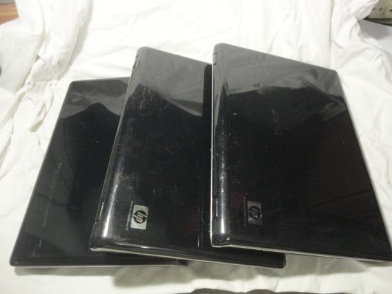 3 Notebook Hppavilion Dv6000 Completo-defeito-sem Carregador