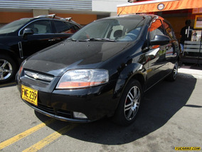 Chevrolet Aveo Five Especial Next Mt 1600cc 5p Aa 2ab