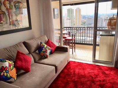 Apartamento Tatuapé - 97m² - 3 Vagas