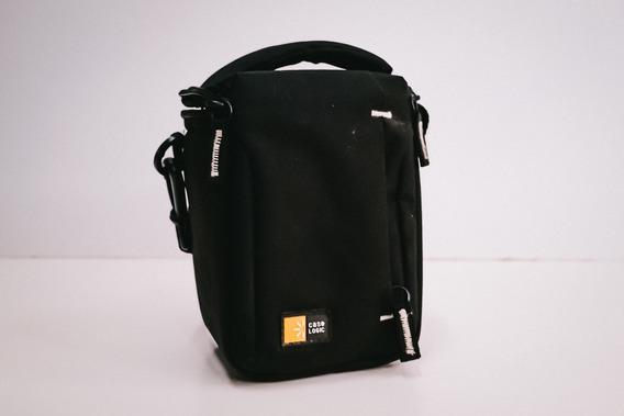 Case Câmera Com Sistema Compact Case Logic   Tbc404