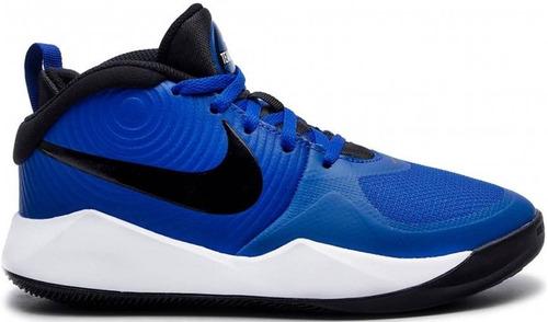 Tenis Para Baloncesto Niños Basketball Nike 100% Originales