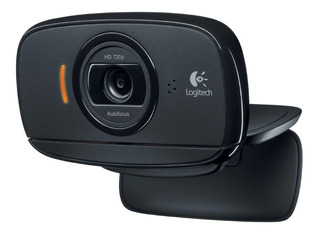 Camara Webcam Logitech C525 720p Hd Micrófono Twitch Skype