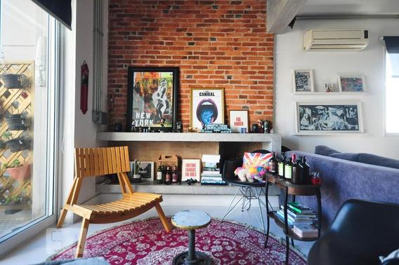 Apartamento Para Aluguel - Portal Do Morumbi, 1 Quarto, 84 - 892827611