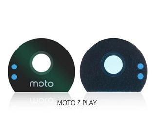 Lente Cristal De Camara Motorola Moto Z Play Xt1635 Original