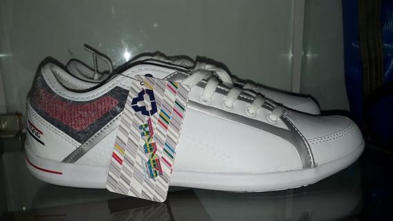 Zapatillas De Vestir Blancas