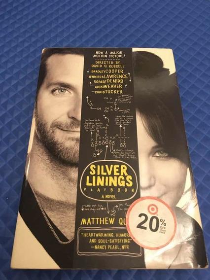 Livro silver Linings Playbook - Que Baseou O Filme.