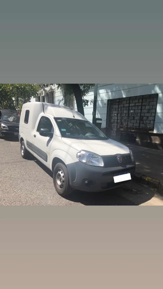 Fiat Fiorino 1.4 Fire Evo Pack Top 87cv 2017