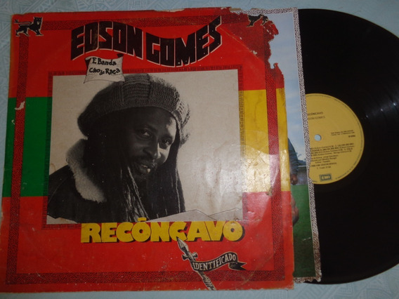 Lp Edson Gomes, Recôncavo- Reggae, Leia