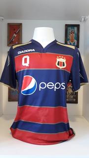 Camisa Futebol Deportivo Quito Diadora