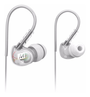Auriculares Mee Audio M6 Inear Intraurales Monitoreo Vivo Cl