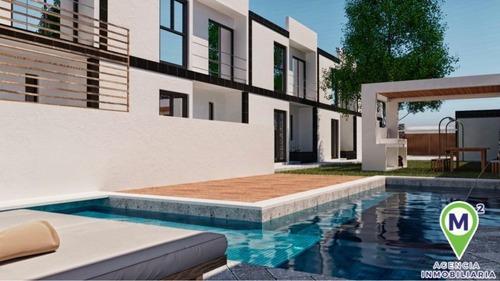 Casa En Condominio En Pedregal De Las Fuentes / Jiutepec - M2ai-243-cd