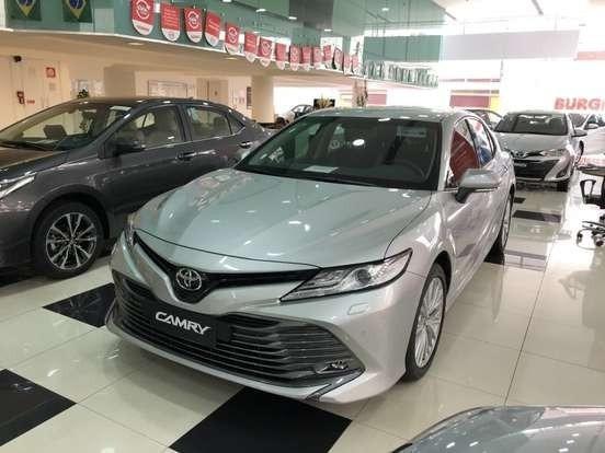 Toyota Camry 3.5 Xle V6 Aut 2019