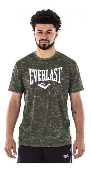 Camiseta Everlast Básica Logo