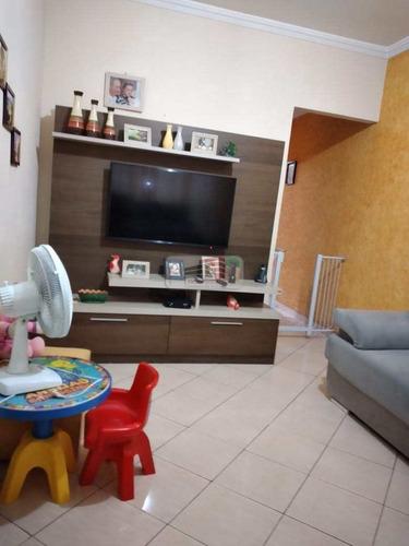 Sobrado Com 3 Dorms, Assunção, São Bernardo Do Campo - R$ 510 Mil, Cod: 1740 - V1740